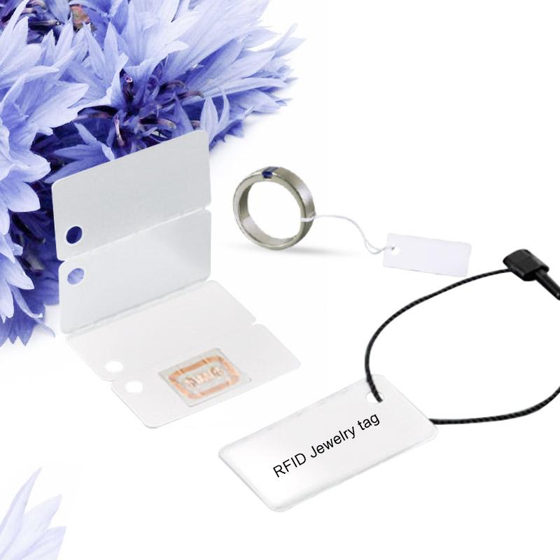 Étiquette RFID de bijoux HF 13.56 MHz