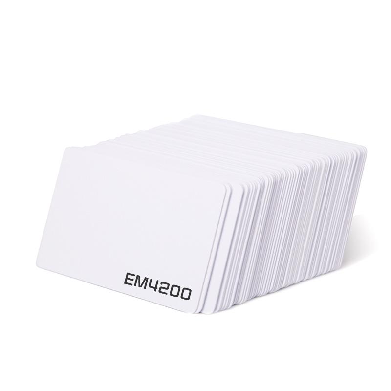 Carte PVC 125khz em4100