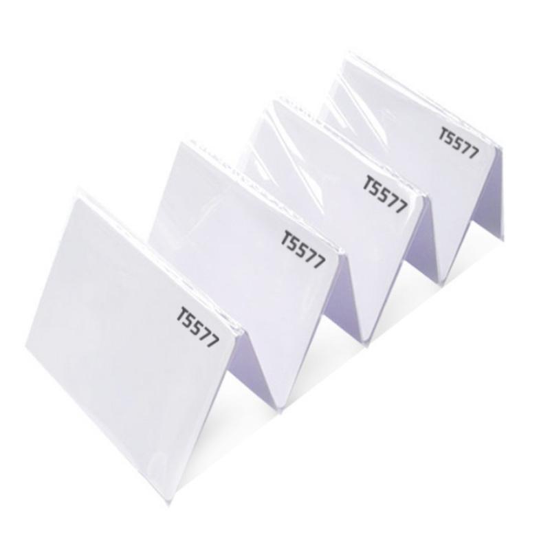 125khz t5577 rfid card