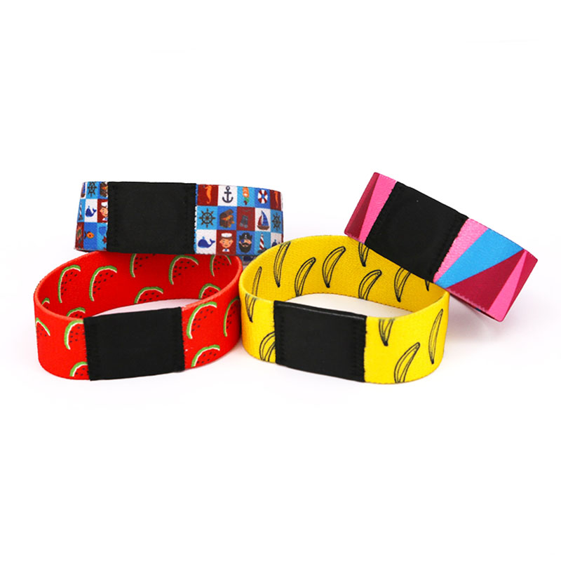Ntag213 Cloth Wristband color