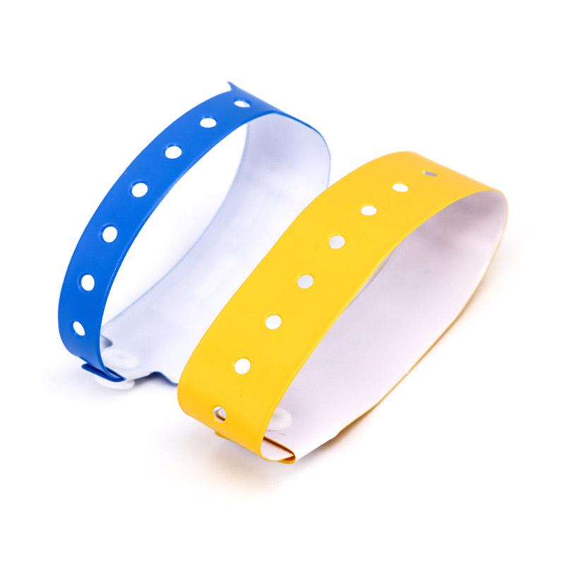 rfid nfc Ntag213 PVC wristband