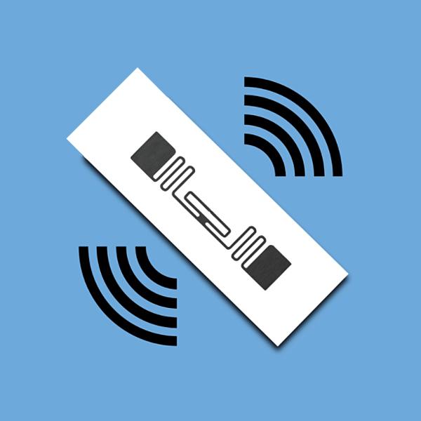 RFID paper tags