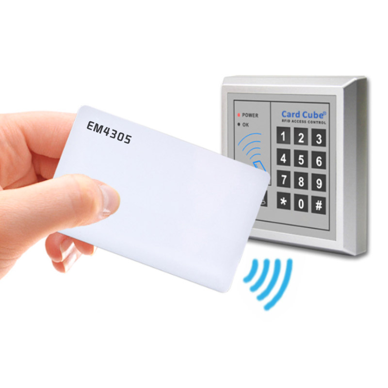 scheda em4305 per controllo accessi