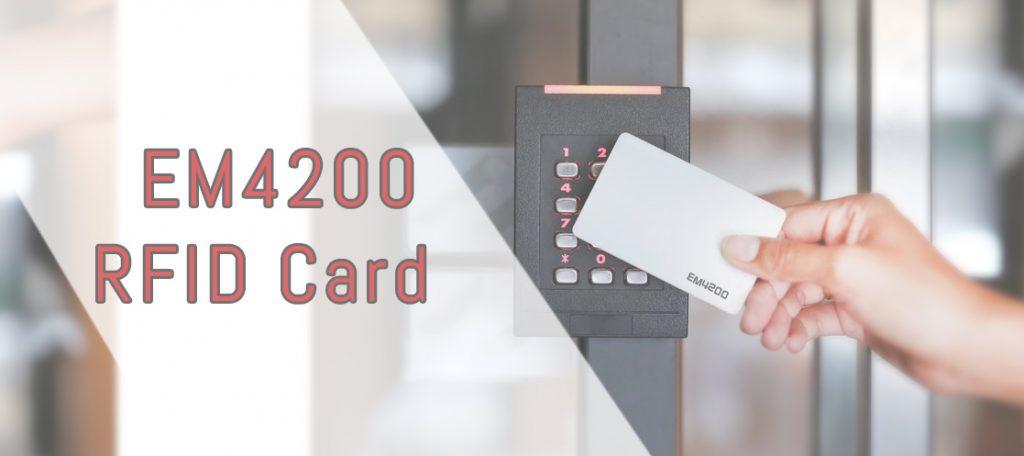 Em4200 rfid access card
