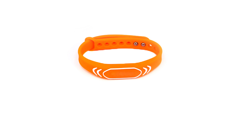 Sport Band Ntag213 Silicone Wristband
