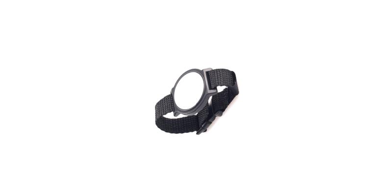Nylon adn ABS ntag215 wristband