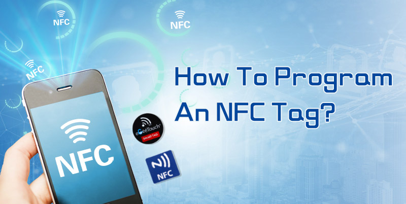How to Program NFC Tags With iPhone and Android Device