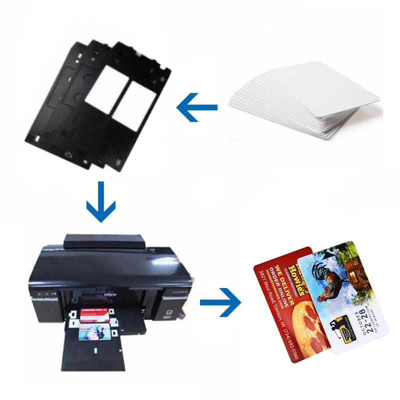 injeck 프린터가있는 mifare 1k 카드