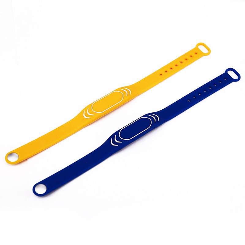 mifare 1k silicone wristband