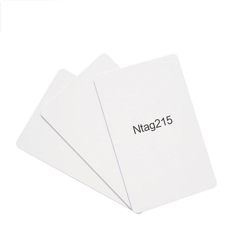 NTAG215 Cartes vierges NFC pour Amiibo