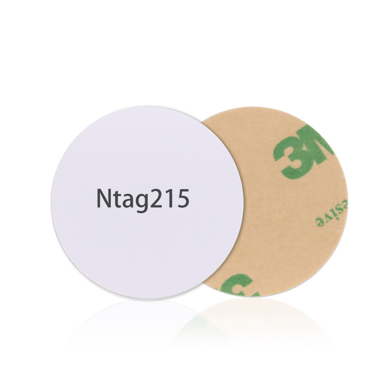 amiibo Ntag215 Coin Card