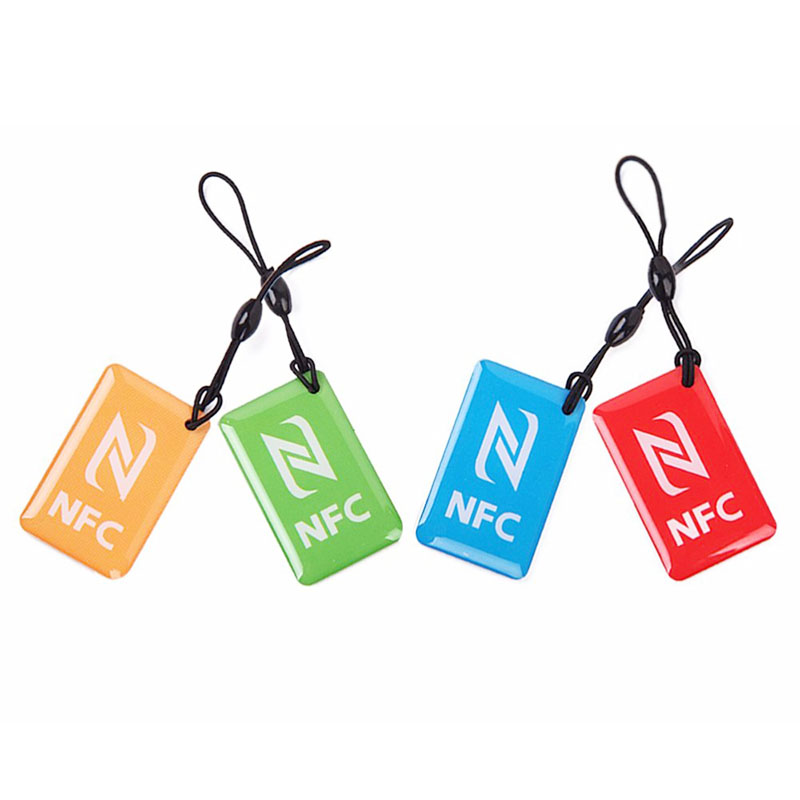 Etiqueta epoxi NFC NTAG215