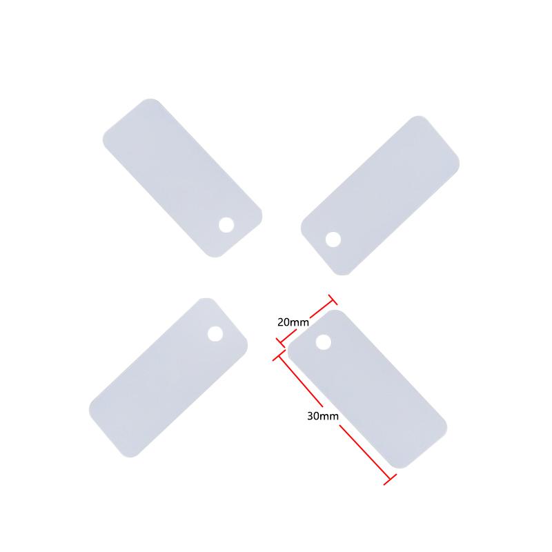 RFID jewelry tag 82*8mm
