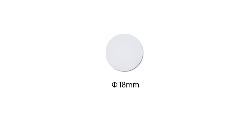 φ18mm ntag213 coin card