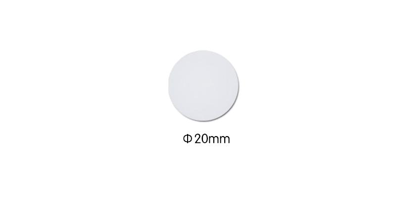 φ20mm ntag213 coin card