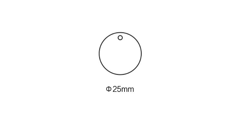 ntag215 epoxy tag size:φ25mm