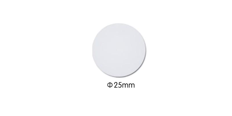 φ25mm ntag213 coin card