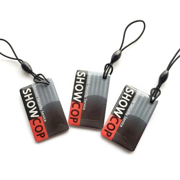 Vente de porte-clés RFID époxy