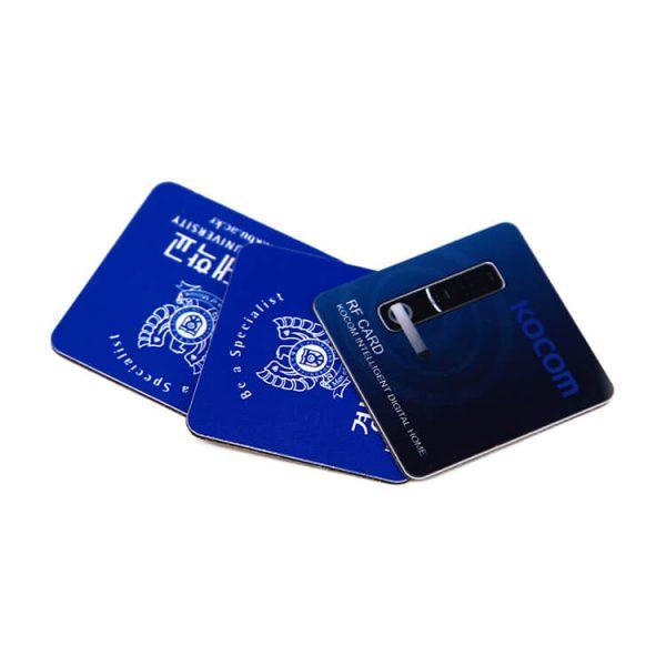 Étiquette anti-métal NFC