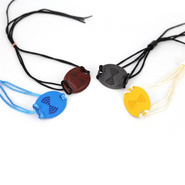 NFC PU Leather Wrist Band Bracelet