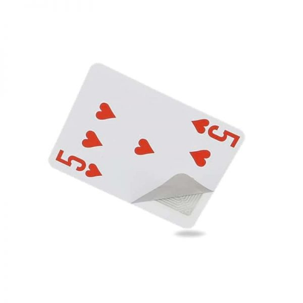 RFID NFC POKER PLAYING CARD