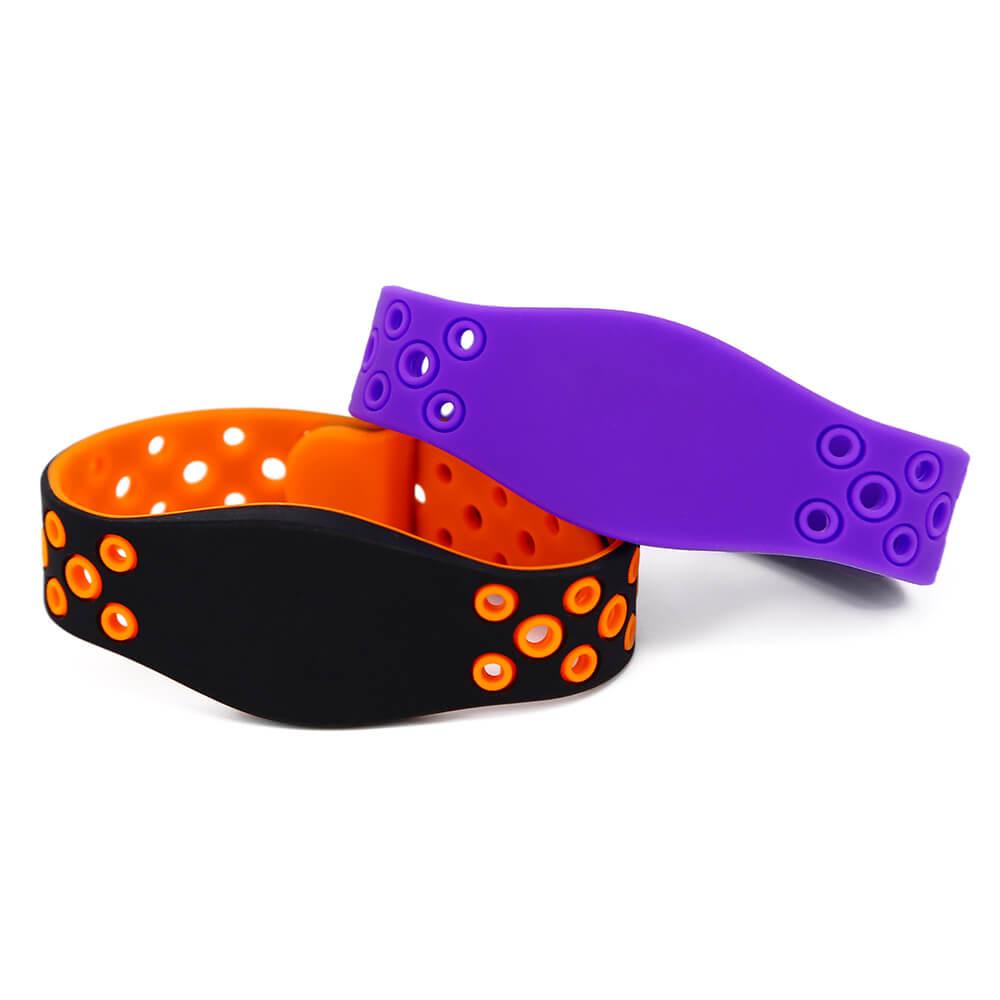 rfid wristbands size gj002