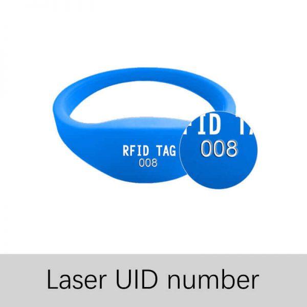 Laser UID number