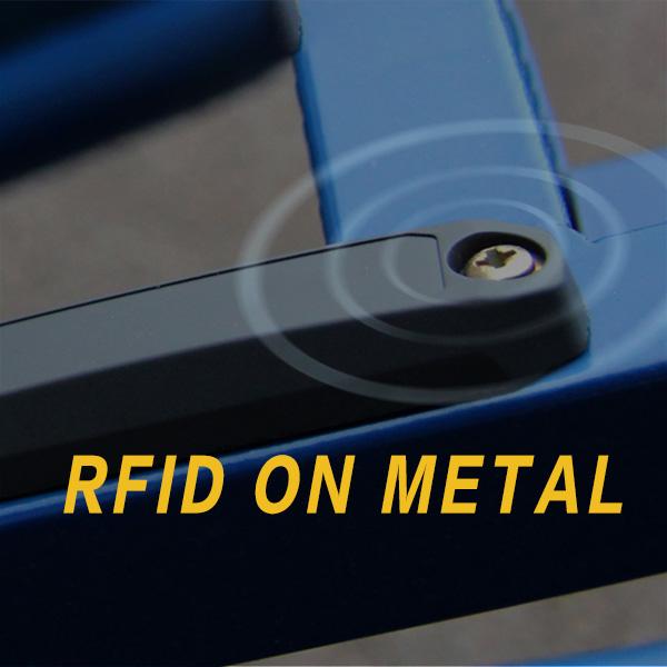 金属上のRFID