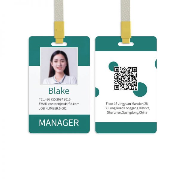 rfid id badges