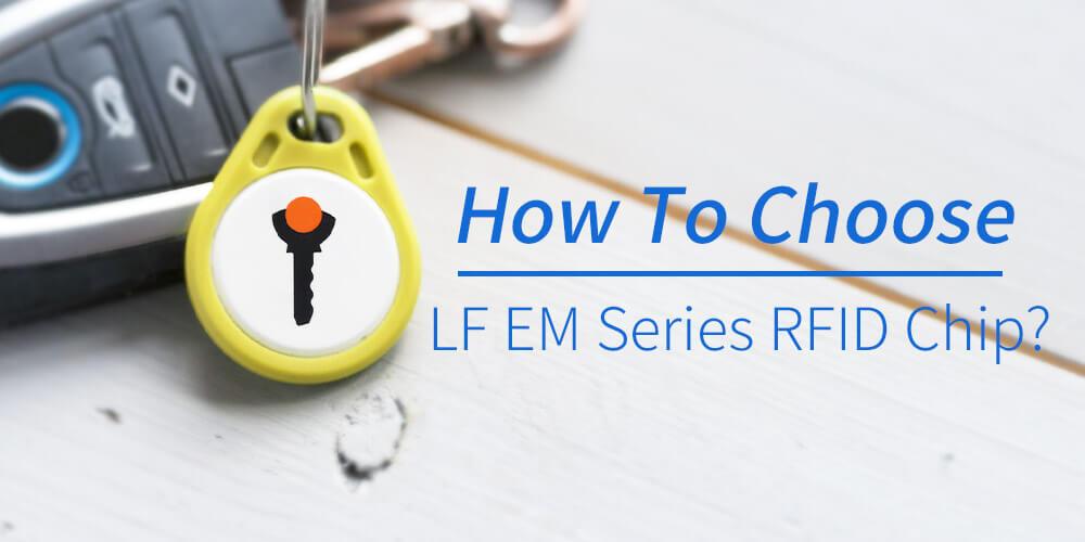 LF EM Series RFID Chip