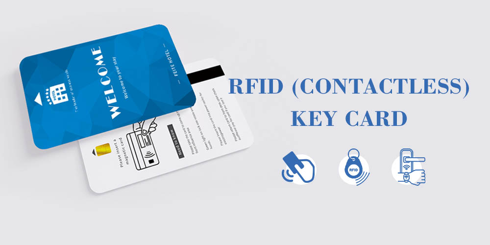 RFID (Contactless) key card