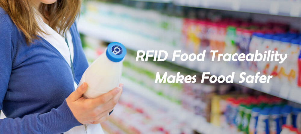 RFID technology makes food safer