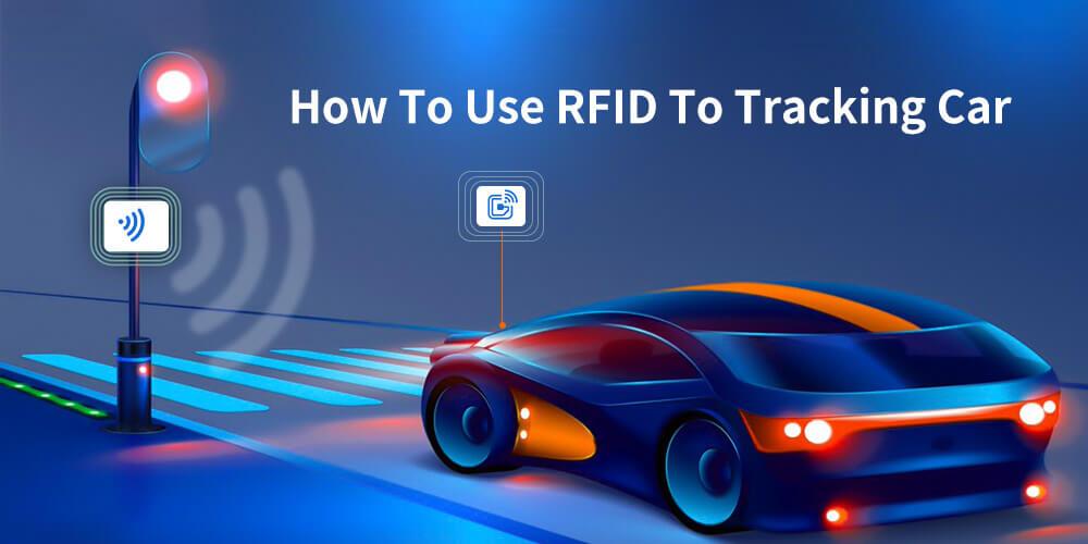 RFID vehicle tracking